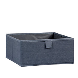 Form Mixxit Anthracite Half Height Storage Box (W)310mm