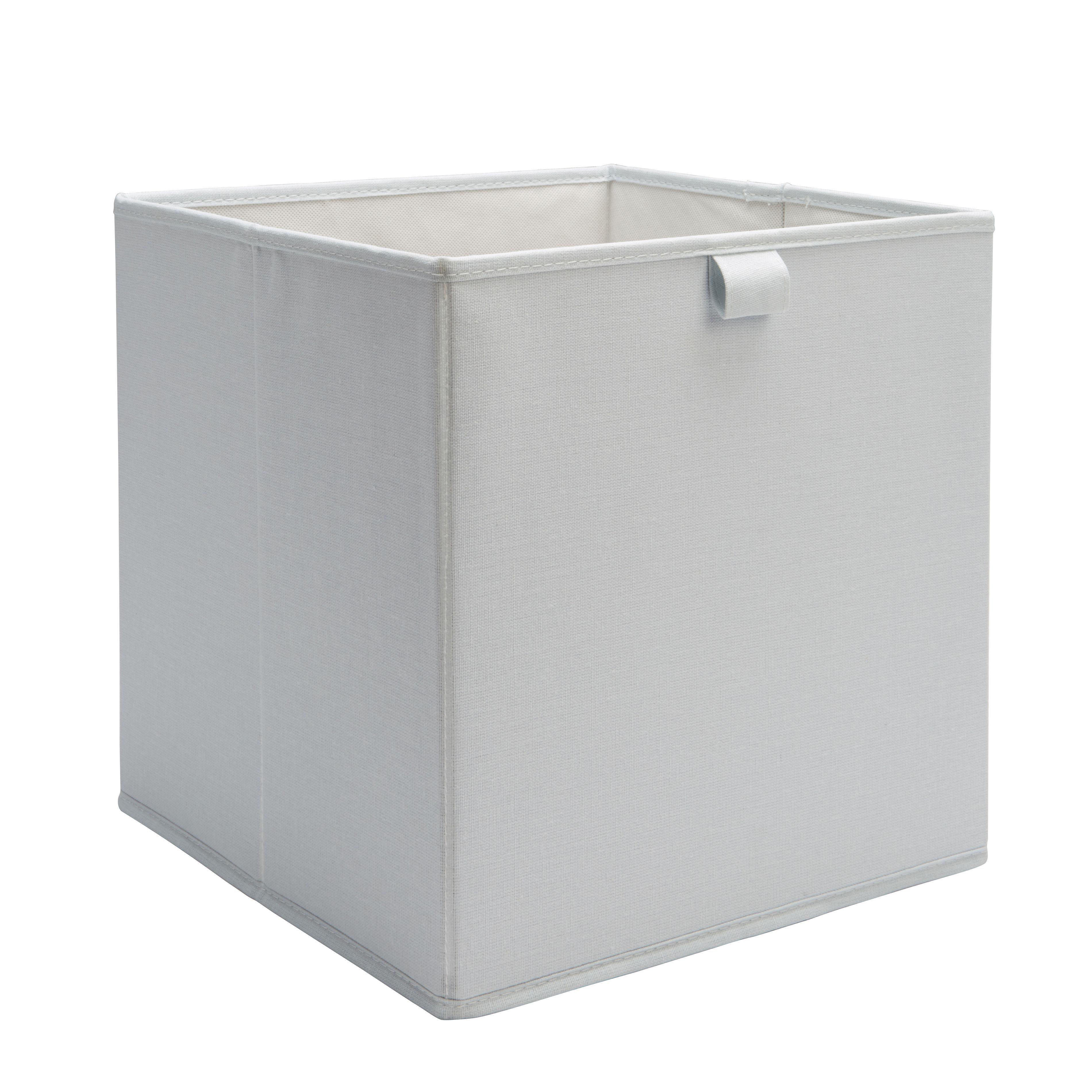 Form Mixxit Soft Baby Blue Storage Basket (w)310mm