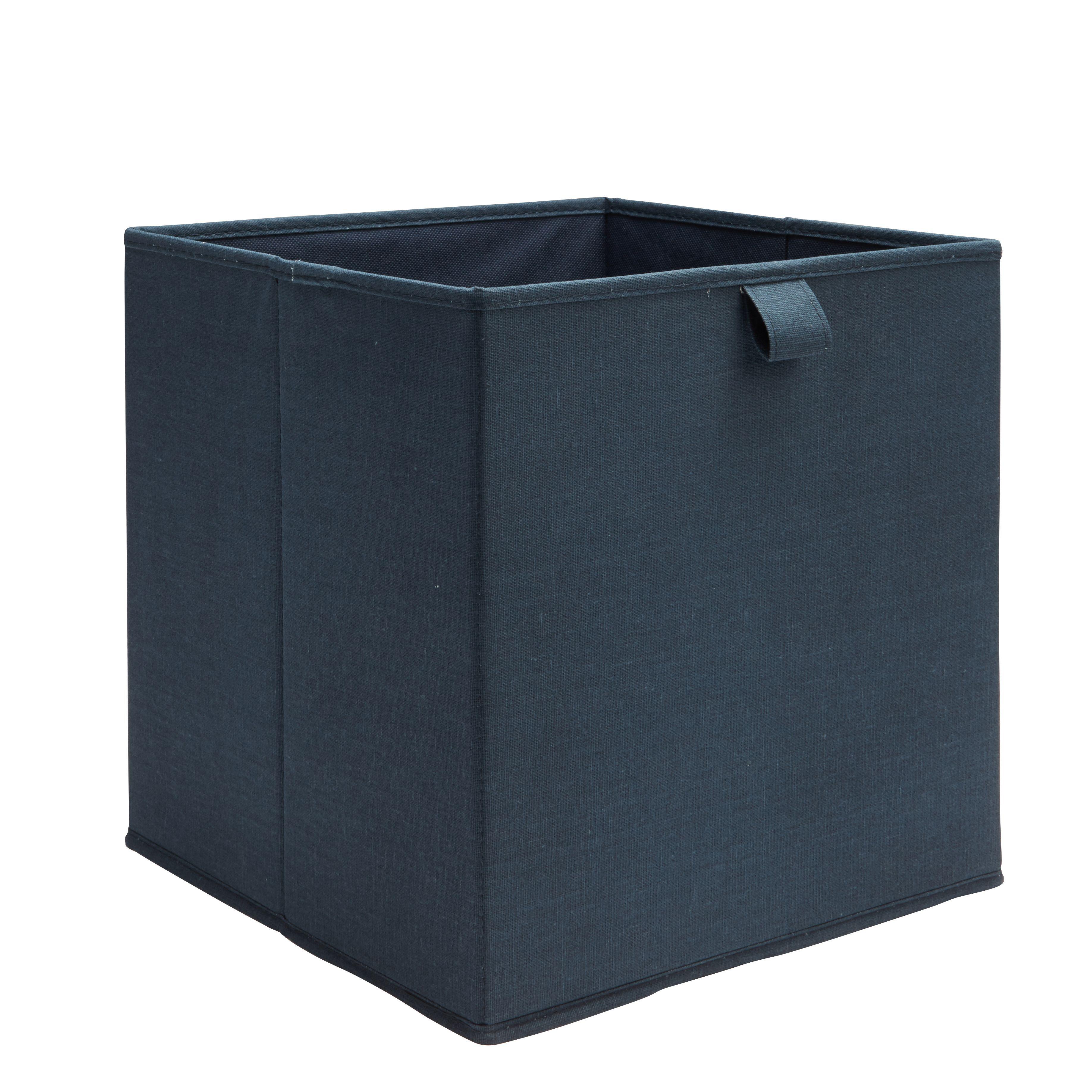 Form Mixxit Navy Storage Basket (w)310mm