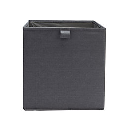 Form Mixxit Anthracite Storage Basket (W)310mm