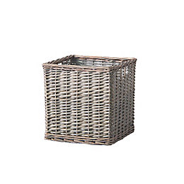 Grey Willow Storage Box
