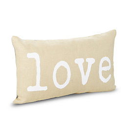 Cavada Love Natural Cushion