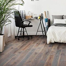 Colours Soren Natural Solid Oak Flooring Oak Effect
