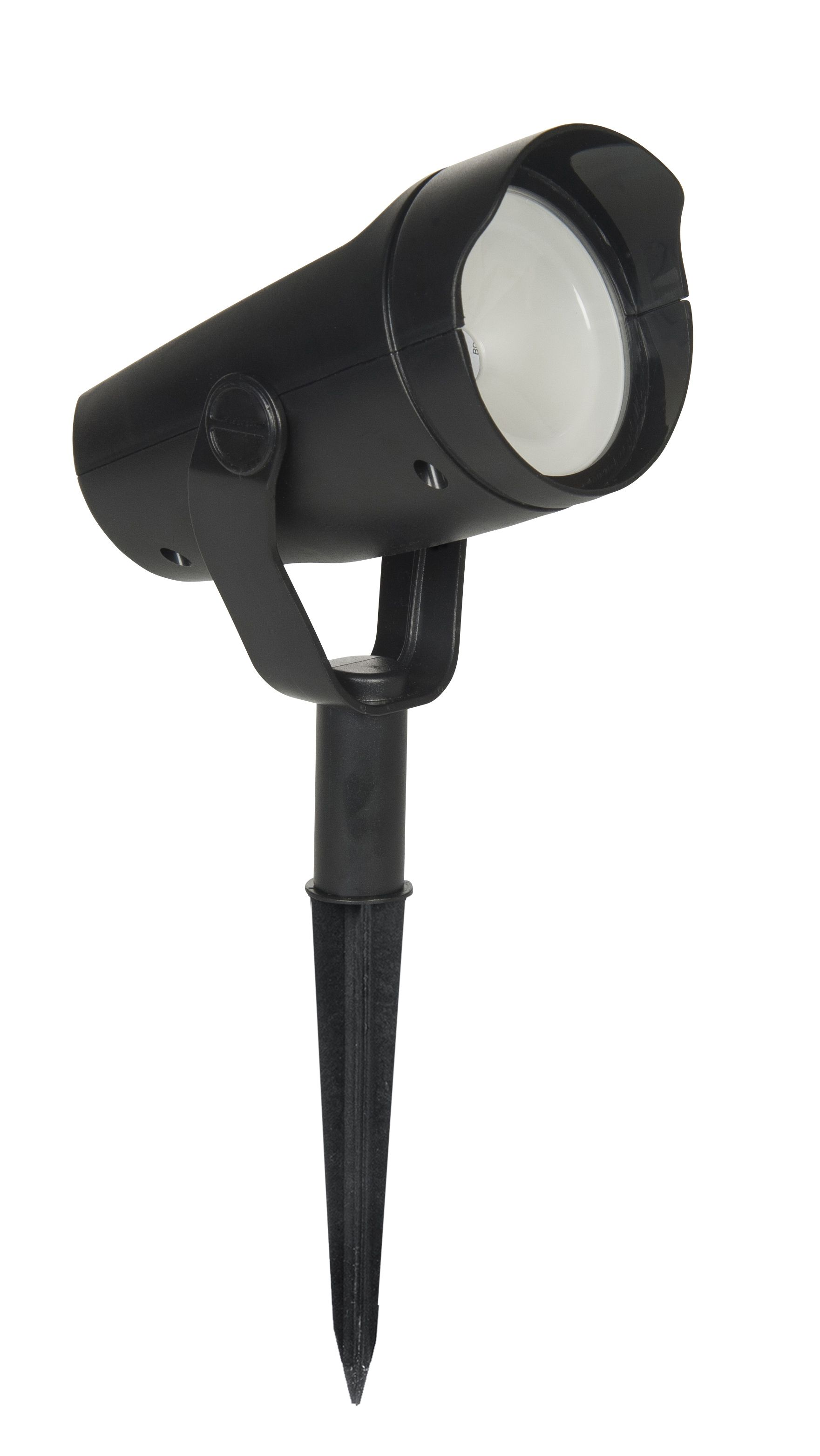 Blooma Venti Black Led External Solar Ground Light