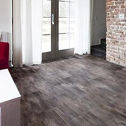 Slate Effect Waterproof Luxury Vinyl Click Flooring Sample