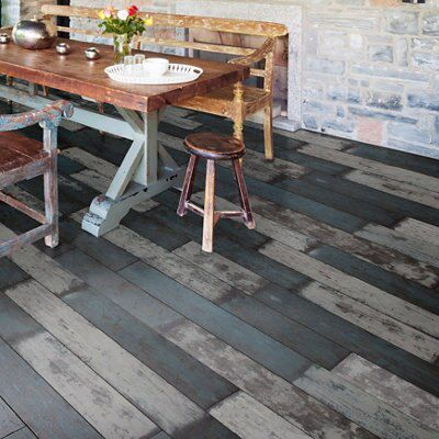 Grey Laminate Flooring B Q Ourcozycatcottage