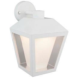 Blooma Dalton White Mains Powered External Wall Light