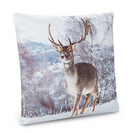 Brea Stag Cushion