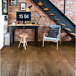 Colours Soren Antique Sienna Solid Oak Flooring Oak