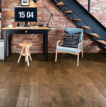 Soren Antique Sienna Solid Oak Flooring