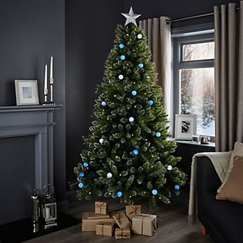 Pre Lit Christmas Tree With Remote Control