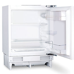 Cooke & Lewis CLBF60 White Under Counter Fridge