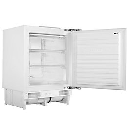 Cooke & Lewis CLBFZ60 White Under Counter Freezer