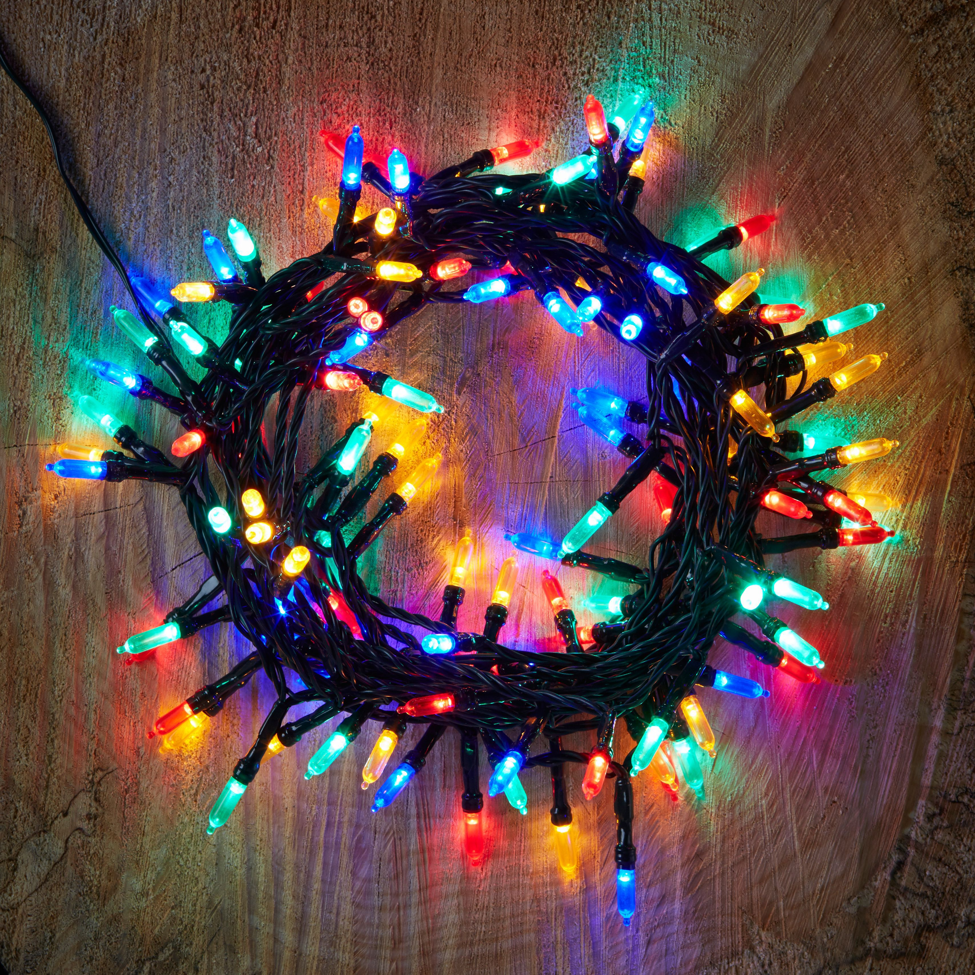 Outdoor string lights diy for Diy outdoor string lights