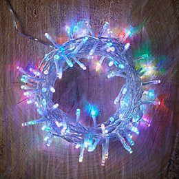 120 Colour Changing LED String Lights