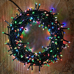 400 Colour Changing LED String Lights