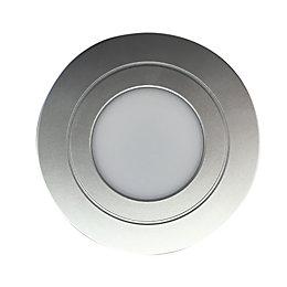 Diall Matt Battery Operated Spot Light