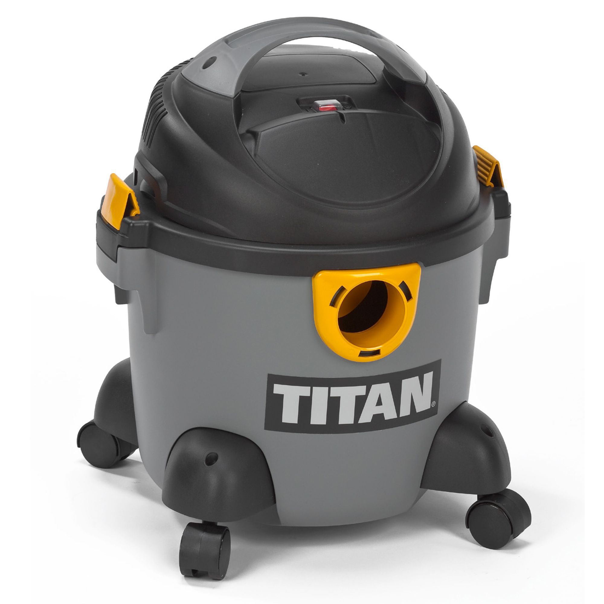 Titan Corded 16l Bagged Wet & Dry Vacuum Cleaner Ttb350vac