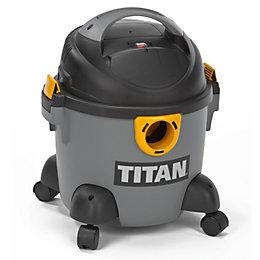 Titan Corded 16L Bagged Wet & Dry Vacuum