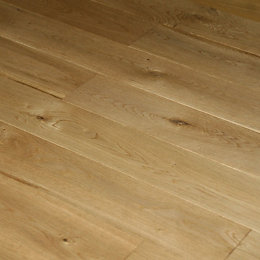 Colours Rondo Natural Solid Wood Flooring Oak Effect