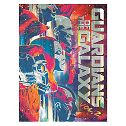 Guardians Of The Galaxy Cosmic Canvas (W)600mm (H)800mm