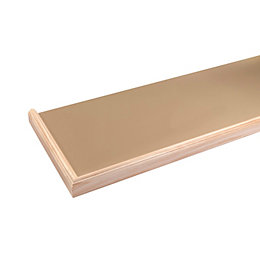 Pine Hearth Tray (H)50mm (W)1370mm (D)380mm