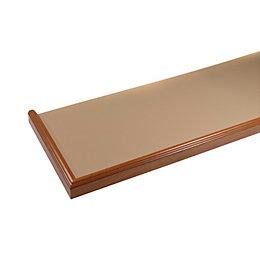 Oak Hearth Tray (H)50mm (W)1370mm (D)380mm