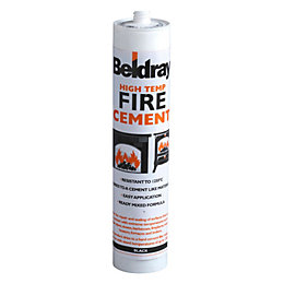 Beldray High Temp Ready Mixed Fire Cement 0.595kg