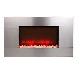 Beldray Pittsburgh LED Remote Control Electric Fire Suite