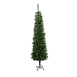 6ft 6In Slim Spruce Christmas Tree