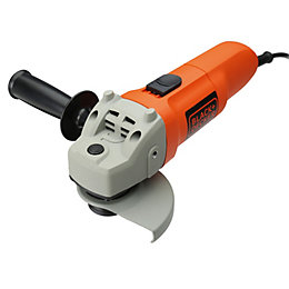 Black & Decker 230V 115mm Angle Grinder KG115-GB