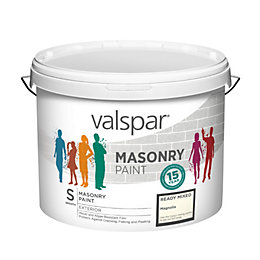 Valspar Magnolia Smooth Masonry Paint 10L
