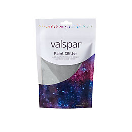 Valspar Silver Effect Paint Glitter Packet 70 G