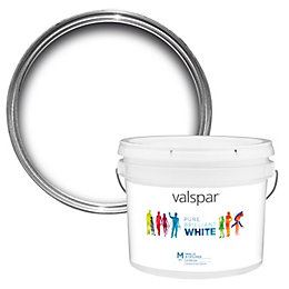 Valspar Pure Brilliant White Matt Emulsion Paint 10L