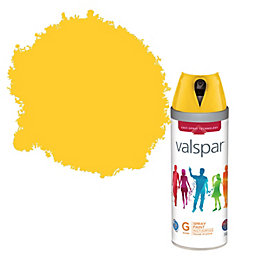 Valspar Interior & Exterior English Primrose Gloss Spray
