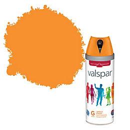 Valspar Interior & Exterior Island Orange Gloss Spray