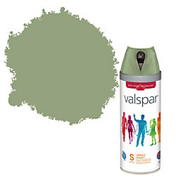 Valspar Cool Pine Satin Spray Paint 400 ml