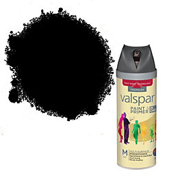 Valspar Paint & Primer In One Black Heron