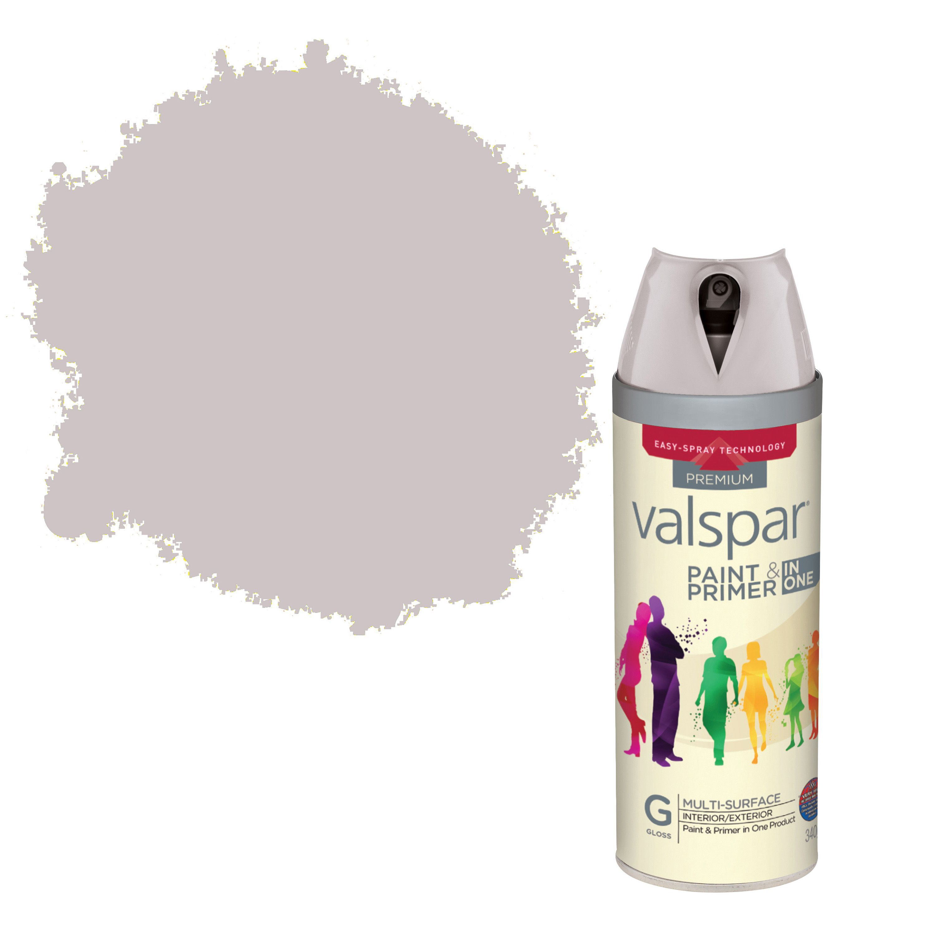 Valspar Paint And Primer In One Spray Paint