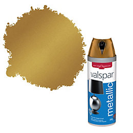 Valspar Copper Metallic Effect Spray Paint 400 ml
