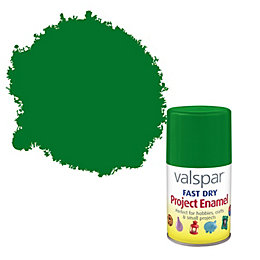 Valspar Garden Green Satin Enamel Spray Paint 100