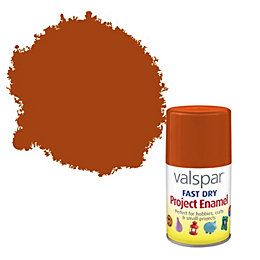 Valspar Fast Dry Insignia Red Satin Enamel Spray