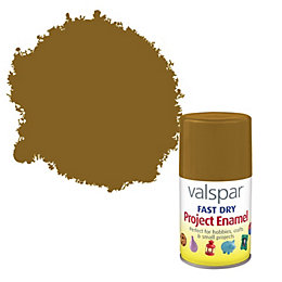 Valspar Fast Dry Nut Brown Satin Enamel Spray