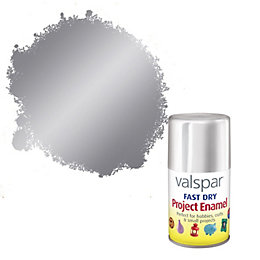 Valspar Fast Dry Aero Chrome Enamel Spray Paint