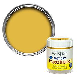 Valspar Antique Gold Enamel Paint 59 ml