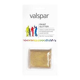 Valspar Gold Effect Paint Glitter Packet 28 G