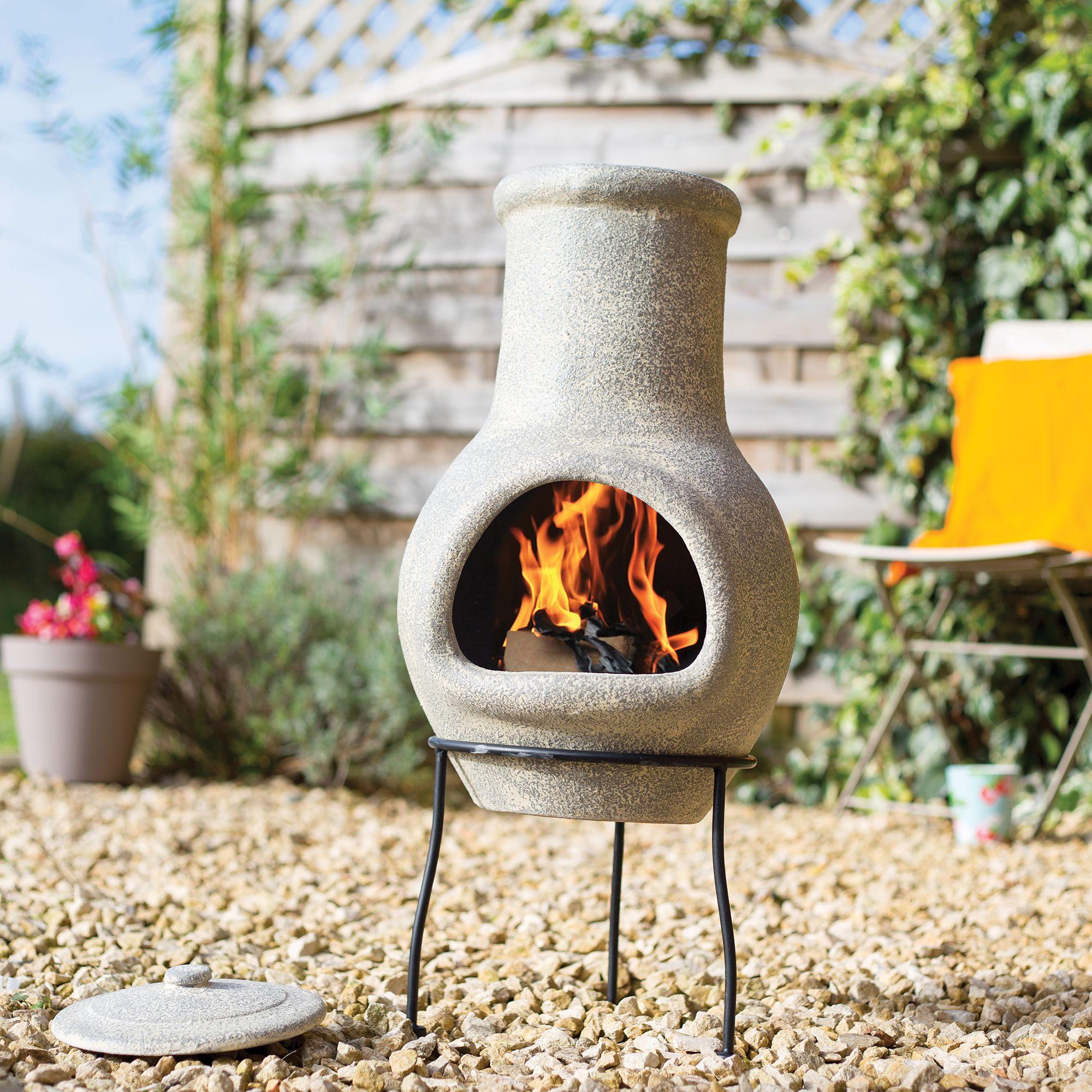 Buyer 39 s guide to garden heating help ideas diy at b q - La hacienda chimenea ...