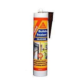 Sikasil Multi-Purpose Brown Building Sealant 300 ml