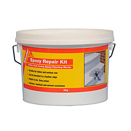 Sika Sikadur Epoxy Mortar 2kg Tub & Enclosed