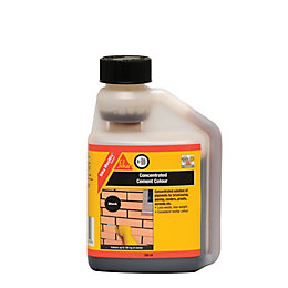 Sika Black Concentrated Cement Colourant 250ml